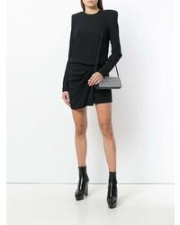 Saint Laurent Jewelled Shoulder Bag