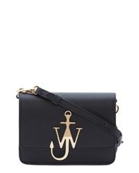 JW Anderson Logo Leather Crossbody Bag