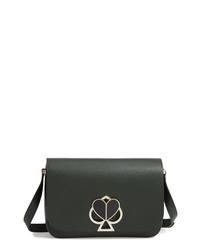 kate spade new york Medium Nicola Leather Shoulder Bag