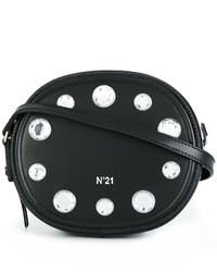 No21 crystal embellished crossbody bag medium 796041