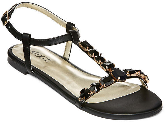 1a67b918625b5 ... jcpenney Mixit Mixit Jeweled Ankle Strap Sandals ...