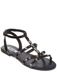 jcpenney Olsenboye Olsenboye Coco Stone Embellished Flat Sandals