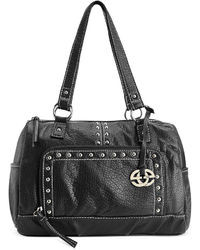 Bianca Satchel Out Of Stock Ecko Unlimited Red By Marc Front Line