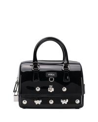 Furla Pvc Embellished Handbag