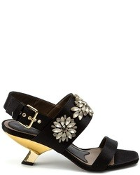 Marni Embellished Sandal