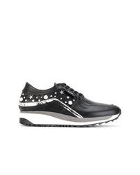 Karl Lagerfeld Embellished Sneakers