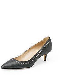 Club Monaco Jenna Embossed Studded Pump