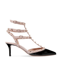 Valentino Garavani The 65 Patent Leather Pumps