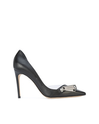 Dsquared2 Pointed Toe Zipped Pumps