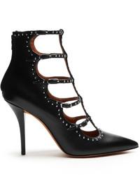 Givenchy Stud Embellished Leather Pumps