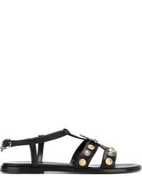 Fausto Puglisi Embellished Sandals
