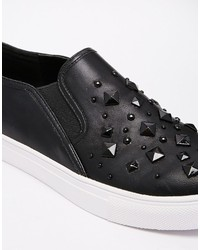 Asos Collection Damage Embellished Sneakers