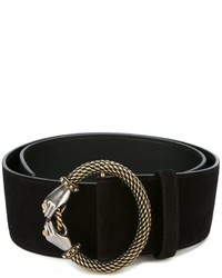 Lanvin Embellished Hands Waist Belt