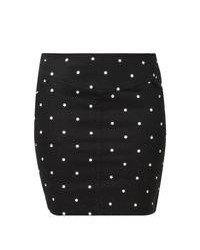 Even&Odd Mini Skirt Black