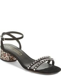 Marc Jacobs Olivia Embellished Ankle Strap Sandal