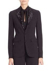 Ralph Lauren Collection Yvette Embellished Blazer