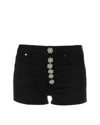 Dondup Embellished Button Shorts