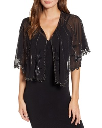 Echo Scallop Beaded Capelet