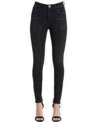 John Richmond Skinny Stars Embellished Denim Jeans