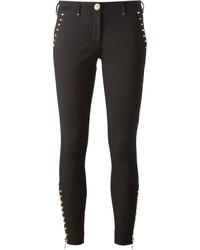 Stud detail skinny jeans medium 254987