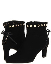 Stuart Weitzman For The Cool People Off The Cuff Dress Zip Boots
