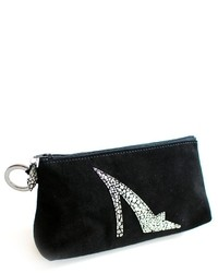 Case stiletto black suede medium 16641
