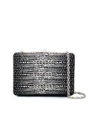 Rodo Crystal Embellished Clutch Bag