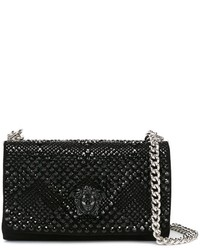 Embellished medusa shoulder bag medium 830233
