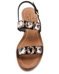 ee52dbe5bfa0c6 ... Kate Spade New York Bacau Jeweled Flat Sandals