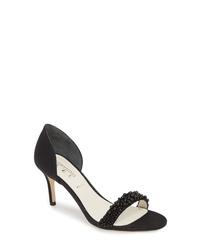 Something Bleu Cappy Dorsay Sandal