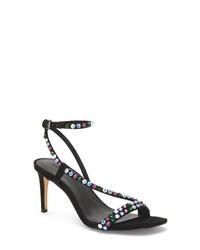 Rebecca Minkoff Nanine Crystal Embellished Sandal