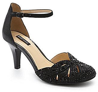0cda89b5be43 Alex Marie Sabryna Jeweled Ankle Strap Dress Sandals