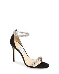 Jimmy Choo Shiloh Jewel Embellished Sandal