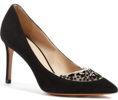 6bea96fa8 ... Tory Burch Delphine Embellished Pointy Toe Pump