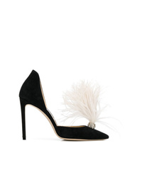 Jimmy Choo Feather Pumps