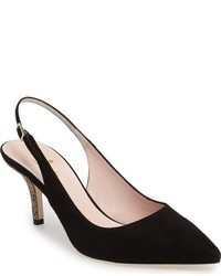 Kate Spade New York June Embellished Slingback Pump