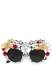 Dolce & Gabbana Mamas Brocade Limited Edition Sunglasses