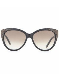 Chloé Embellished Cat Eye Sunglasses