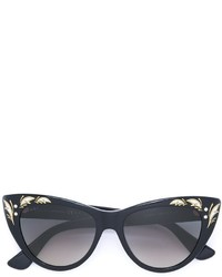 Gucci Eyewear Embellished Frame Sunglasses