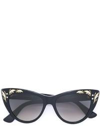 Gucci Eyewear Embellished Frame Sunglasses