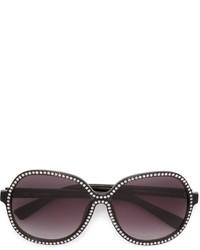 Nina Ricci Embellished Sunglasses