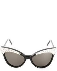 Wildfox Couture Wildfox Le Femme 2 Sunglasses