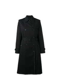 Valentino Rockstud Trench Coat