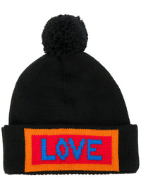 Fendi Love Embroidered Beanie
