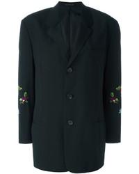 Yohji Yamamoto Vintage Embroidered Blazer