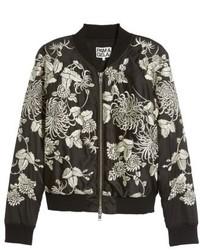 Embroidered bomber jacket medium 5209202