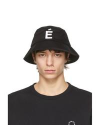 Études Black Training Patch Bucket Hat