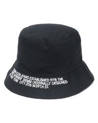 Calvin Klein Jeans Embroidered Cotton Bucket Hat