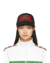 Gucci Black Fall Winter 20192020 Cap