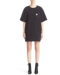 Marc Jacobs Tabboo Embroidered T Shirt Dress